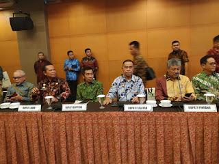 Wabup Kepulauan Selayar Hadiri RUPS LB PT. Bank Sulselbar