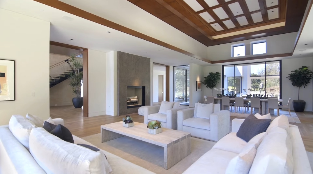 75 Interior Design Photos vs. 246 Atherton Ave, Atherton, CA Ultra Luxury Mega Mansion Tour