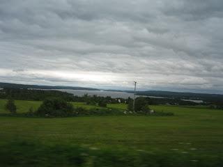 Vi nærmer os Østersund