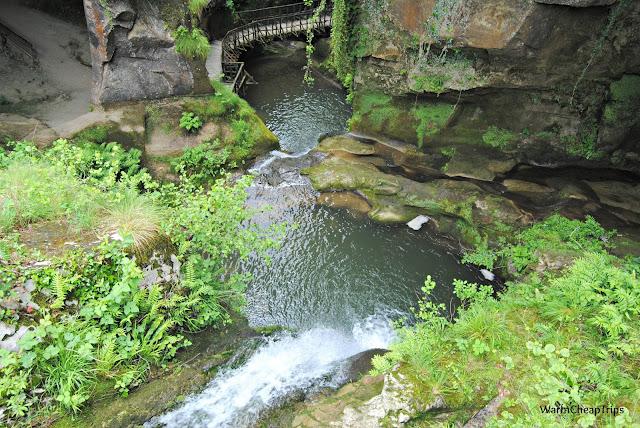 Grotte del Caglieron, caglieron, cascate caglieron, cascate, natura in veneto, fregona parco