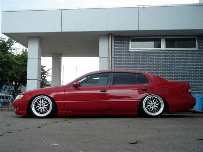 Toyota Aristo Lexus Gs Vip Style