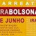Irati também terá atos a favor da vacina e contra Bolsonaro