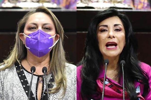 Reconoce PRI protestas y movimientos de mujeres