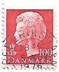 Selo Rainha Margrethe II