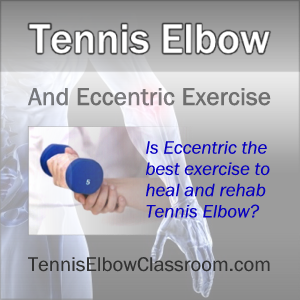 Are Eccentric Exercises best for Lateral Epicondylitis Rehab?