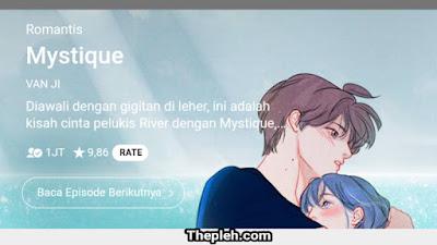 Mystique Webtoon