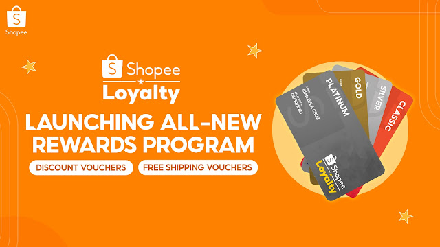 Shopee Gives You More Reasons to Shop with the Shopee Loyalty Program