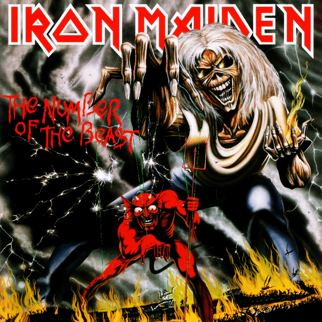 Iron maiden the number of the beast 1998 remastered edition iron maiden the number of the beast 1998 remastered edition malvernweather Images