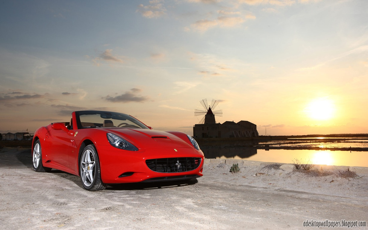 Ferrari Car Desktop Wallpapers