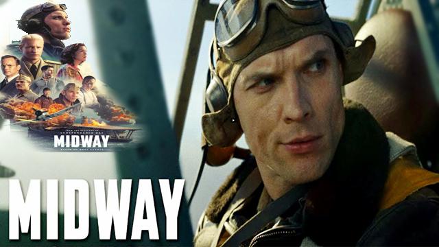 فيلم Midway - فيلم Midway يعرض الان فى سينما سيتي ستارز - قصة فيلم Midway - طاقم عمل فيلم Midway  - اعلان فيلم Midway