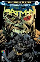 DC Renascimento: Batman #20