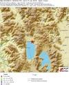Stärkeres Erdbeben in der Ohrid Region
