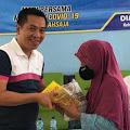 Silaturahmi H. Aep ke Al Ikhlas, Buah Tangannya Sembako Untuk Para Jompo