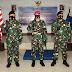 Letkol Laut (P) Robinson Hendrik Etwiory Dilantik Jabat Danlanal Tanjung Balai Asahan