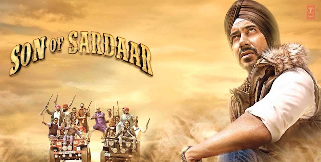 Son of Sardar Full Movie