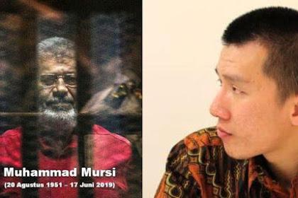 Felix Siauw: Muhammad Mursi.. Ternyata ada manusia begitu istiqamah dalam perjuangannya