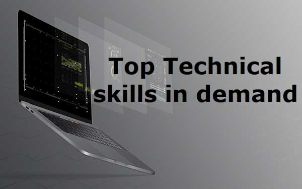 top five technical skills for 2019