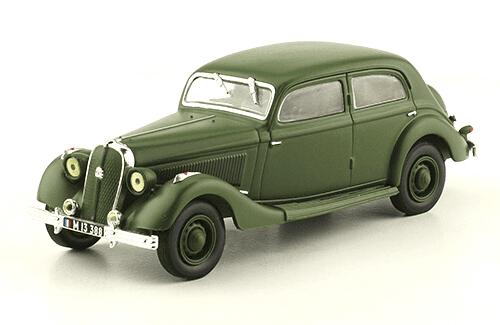 HOTCHKISS 686 CABOURG 1:43, voitures militaires de la seconde guerre mondiale