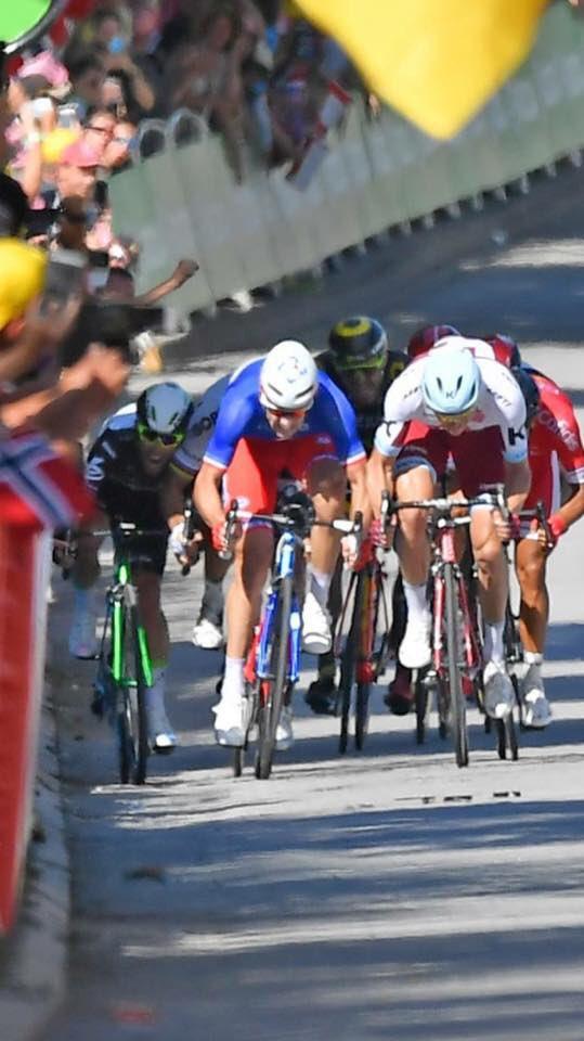 Sagan Vs Cavendish