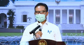 Kasus Covid-19 di Indonesia Tembus 1 Juta Orang