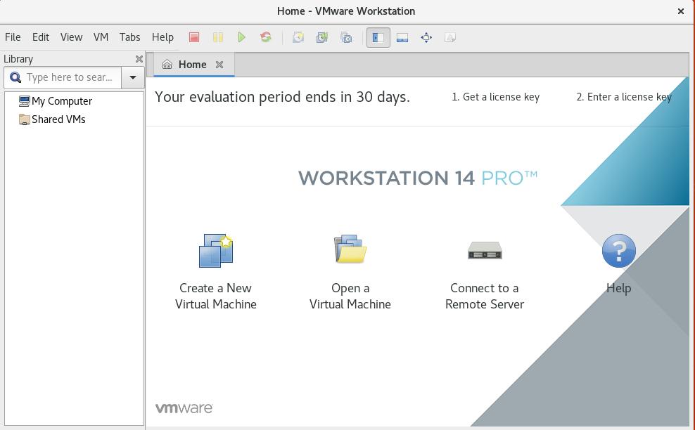 برنامج فى ام وير 2018 لعمل نظام وهمي Download Vmware Workstation 14