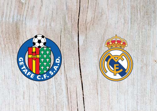 Getafe vs Real Madrid Full Match & Highlights 25 April 2019