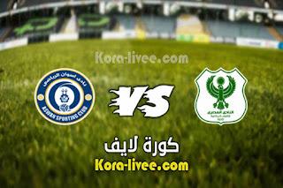 مشاهدة مباراة المصري واسوان بث مباشر كورة لايف 05-05-2021 في الدوري المصري