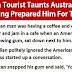 Joke Of Today: American Tourist Taunts An Australian