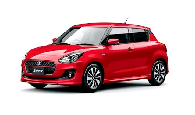 2017 Maruti Swift front side three qauters image