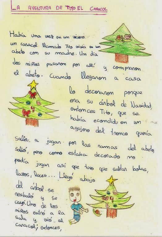 Biblioteca CEIP José Arce Bodega de Santander: Navidad ...