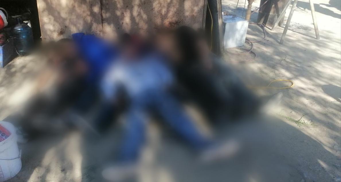 Levantan, ejecutan y apilan a 5 jóvenes en Tecate: Baja California