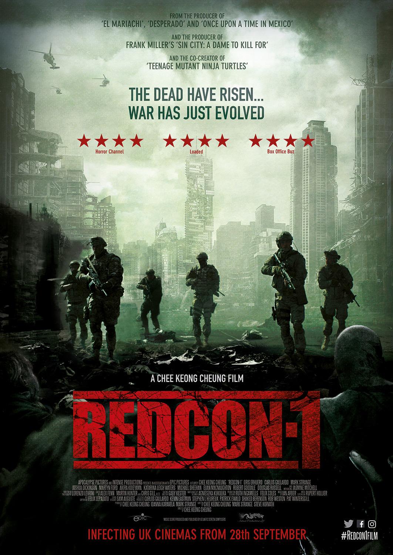 Nonton Film Redcon-1 (2018)