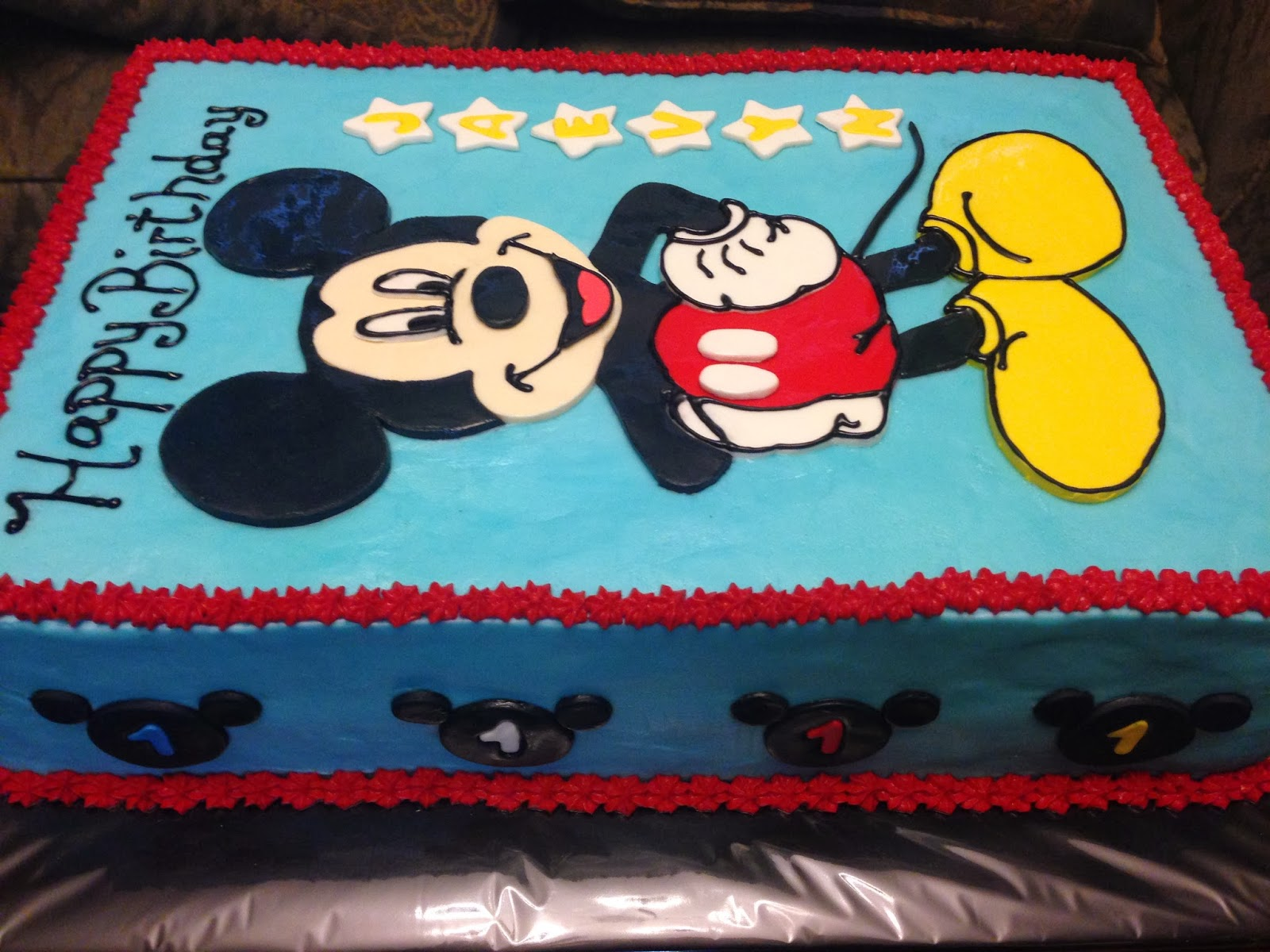 mickey mouse sheet cake cakes by mickey mouse sheet cake 10 quot x 15 quot 5887
