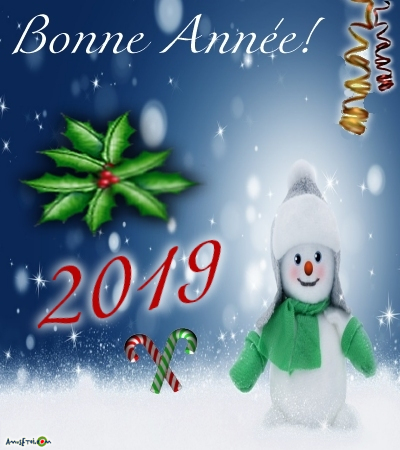 Message De Bonne Annee 2019 Humour Texte Carte Citation Sms