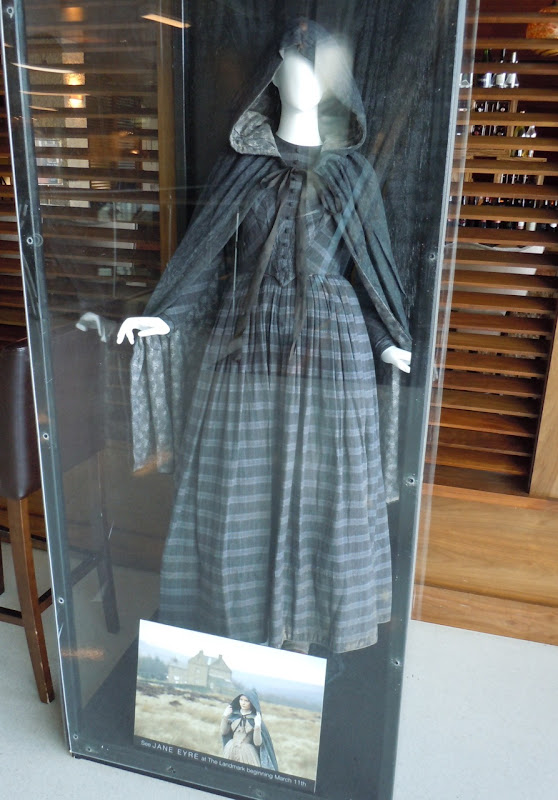 Original Jane Eyre movie costume