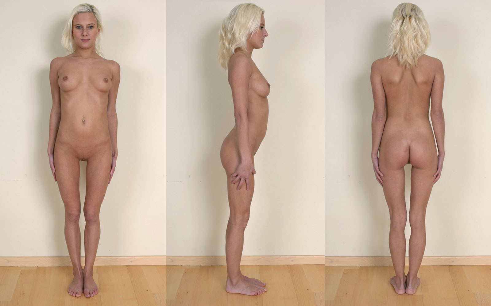 Audition model nude — pic 3