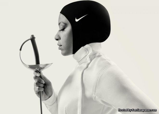 Tudung Pro Hijab Nike Dilancarkan Secara Rasmi