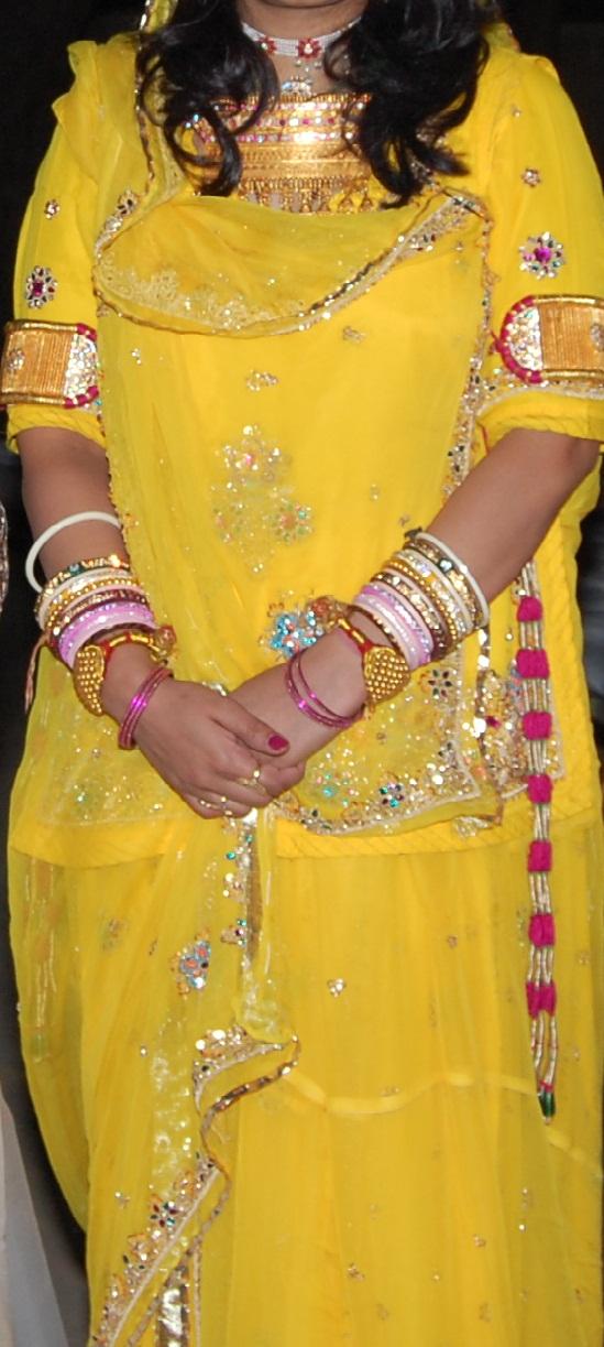 Rajputi dresses (Poshak) | Culture of Rajasthan