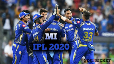 Mumbai Indians - Players, Salaries | IPL Team 2020