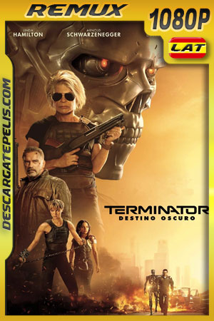 Terminator: Destino oculto (2019) 1080p BDRemux Latino – Ingles