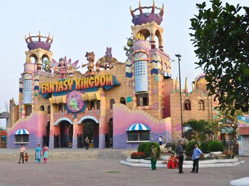 Beautiful Bangladesh Fantasy Kingdom Theme Park Dhaka