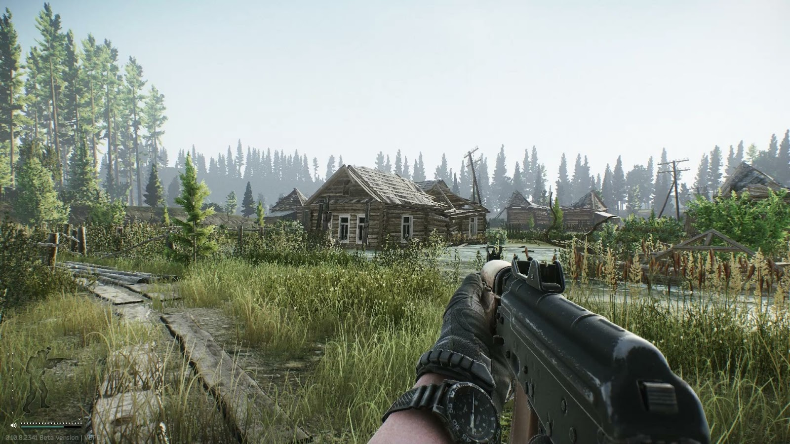 Escape From Tarkov torrent download for PC