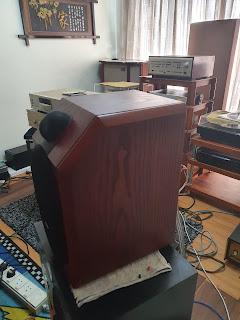 B&W CDM1 Speaker (SOLD) 20210301_122258