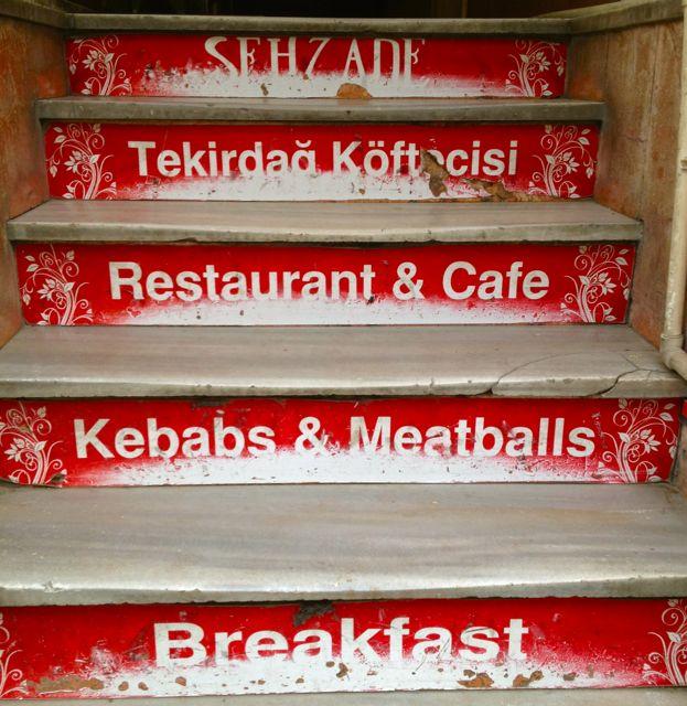 Breakfast Sultanahmet Istanbul