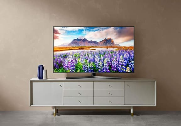 Samsung 4K UHD 2019 55RU7475: análisis