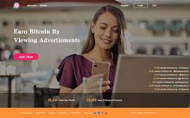 EARN BTC by Viewing Add With CoinPayu