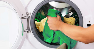 Tumbler In Front Load Washing Machine