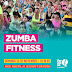 Zumba Fitnes en el mástil municipal