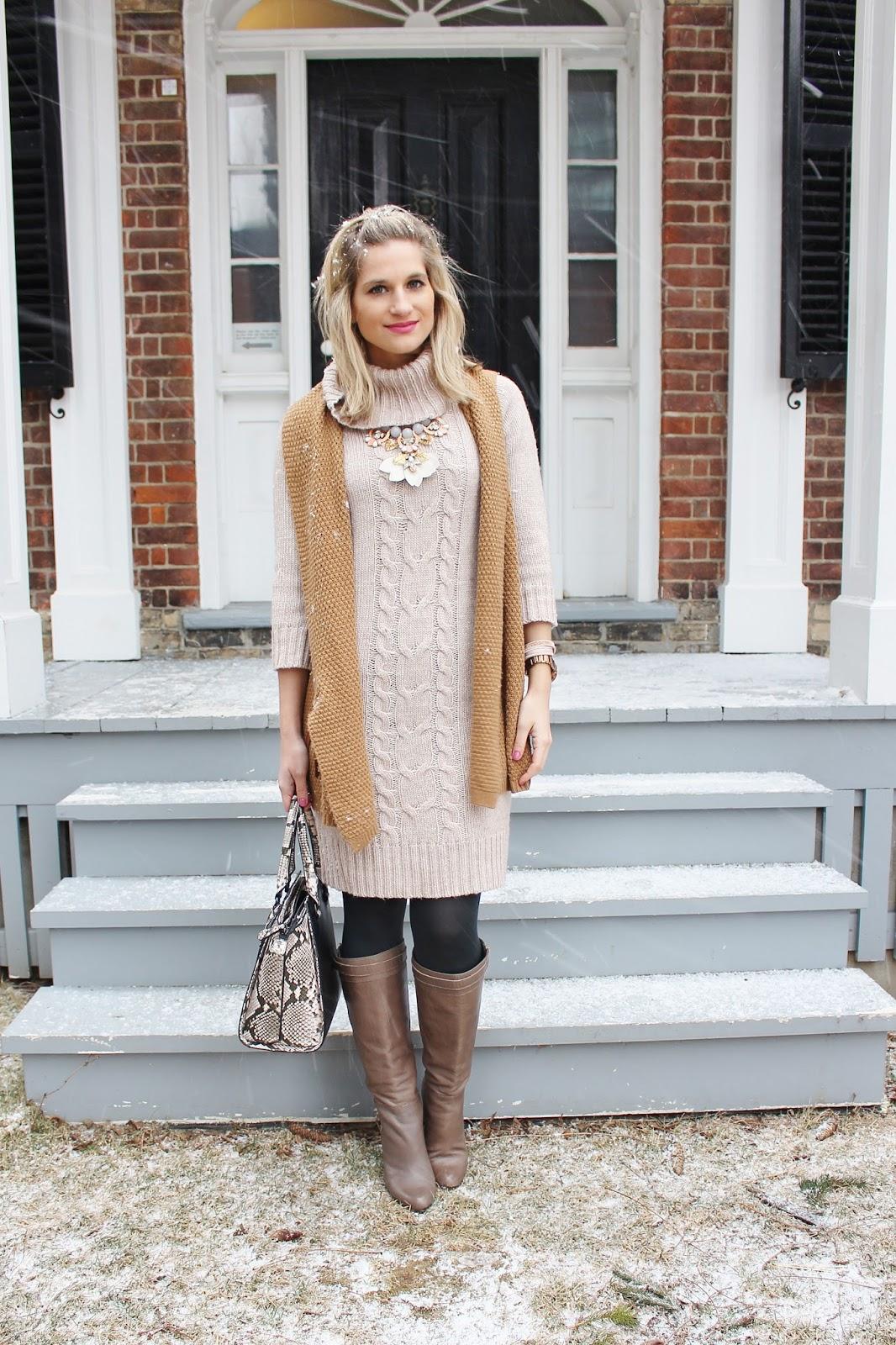 bijuleni,JoeFresh, knit dress