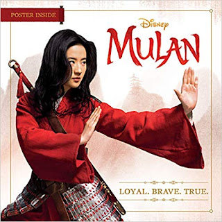 Mulan: Loyal. Brave. True.
